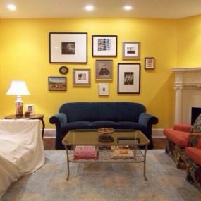Идеи дизайна для гостиной