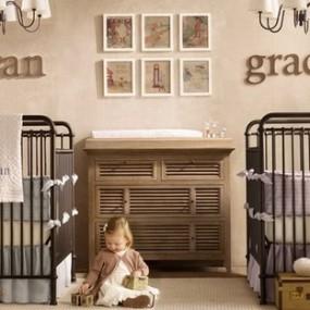 Идеи для ремонта детской