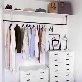 Идеи для ремонта гардероба