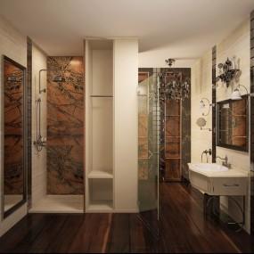 Идеи для ванных комнат