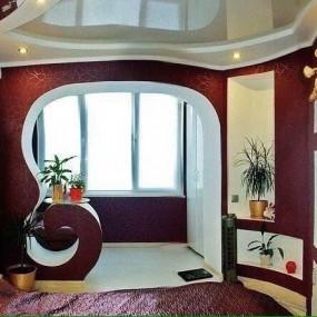 Интерьер для гостиной Омск