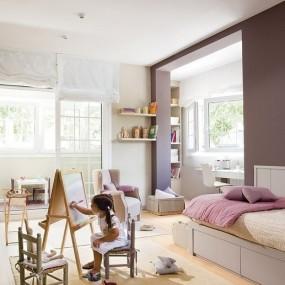 Ремонт детских комнат