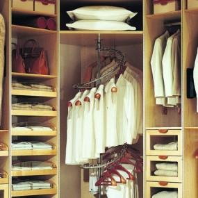 Ремонт гардеробной