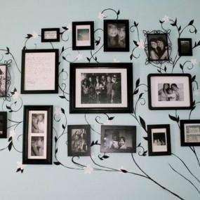 Идеи для рамок с фотографиями