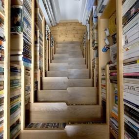 Дизайн лестницы в Омске
