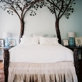 Спальная комната в Омске