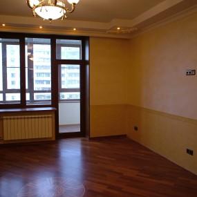 Ремонт квартир под ключ в омске
