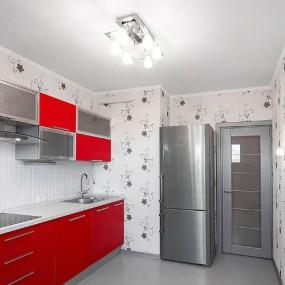 Ремонт кухни в Омске