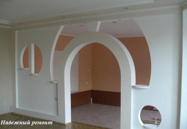Перегородки из ГКЛ в Омске