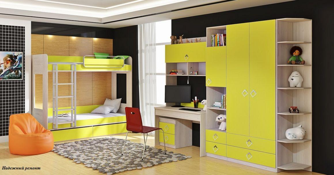 Производство корпусной мебели в Омске